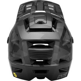 IXS Trigger FF MIPS Camo Helmet, negro